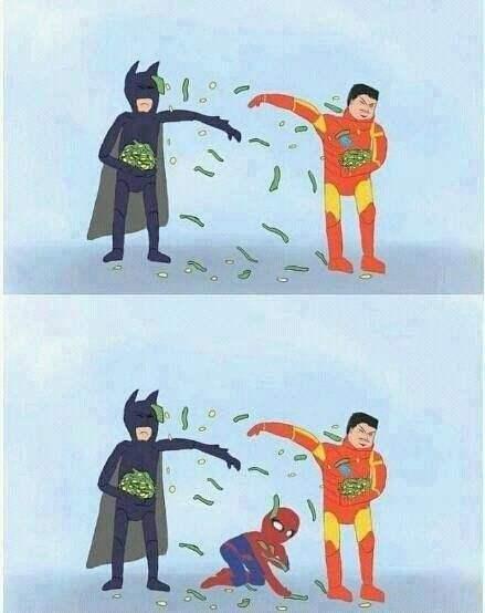平民蜘蛛侠