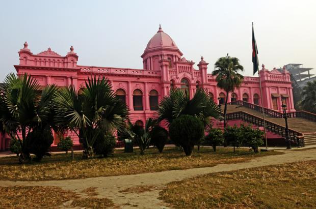 孟加拉之旅:喧嚣的达卡