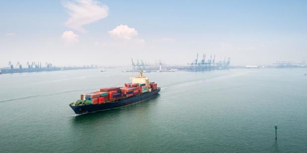 """中国对航运的""""绿化""""作用独一无二"""