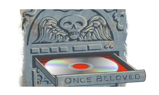 CD唱片:一个变老前死去的故事(1)
