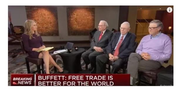 巴菲特、芒格和盖茨最新访谈:从中美关系到股票回购