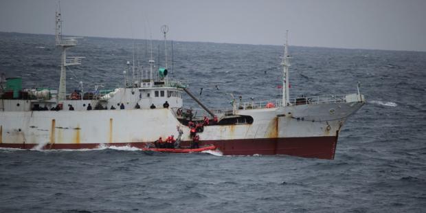新发布的非法渔业捕捞指数带给中国什么启示?