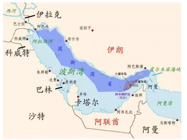 """波斯湾石油政治经济:从""""强势殖民主义""""到""""合作殖民主义"""""""