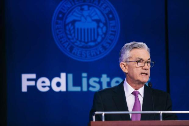 鲍威尔演讲:采取适当行动维系经济扩张