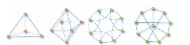 复杂网络研究新方向:全齐性子网络