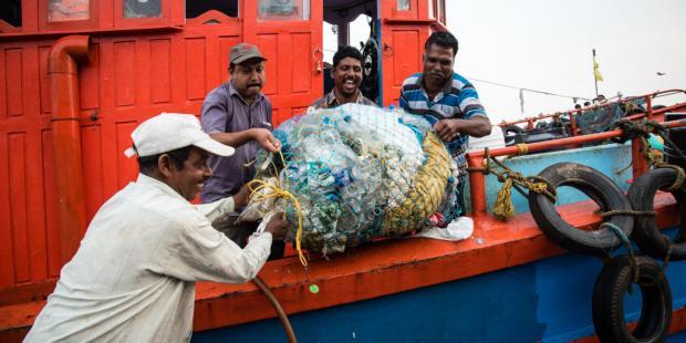 印度尝试将海洋塑料用于修路
