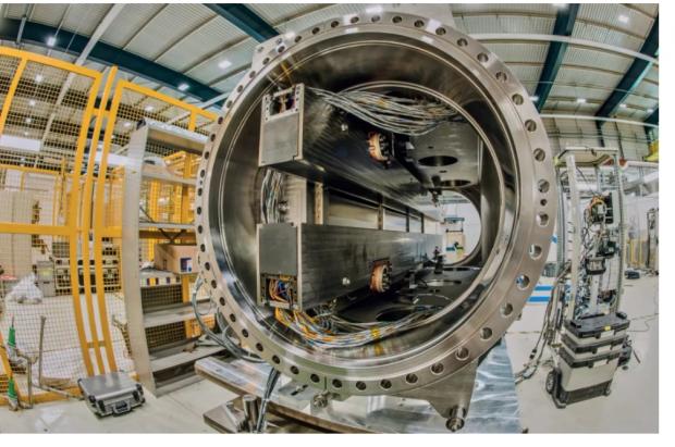 欧洲大型强子对撞机,路在何方?