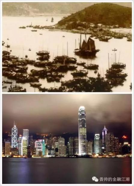 客途秋恨——极简香港经济史