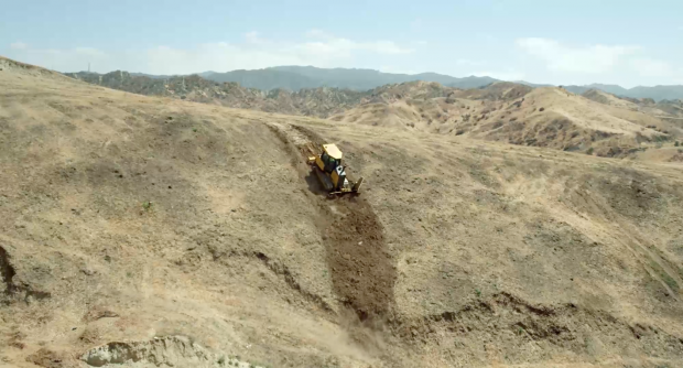 采矿业带来的伤痕——评尼古劳斯·葛哈特的纪录片《地球》
