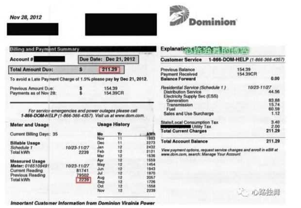 美国极少停电 电价却很便宜