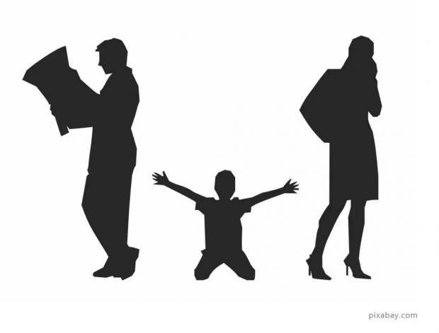 父母离异对子女的影响:拥有越多,损失越大?