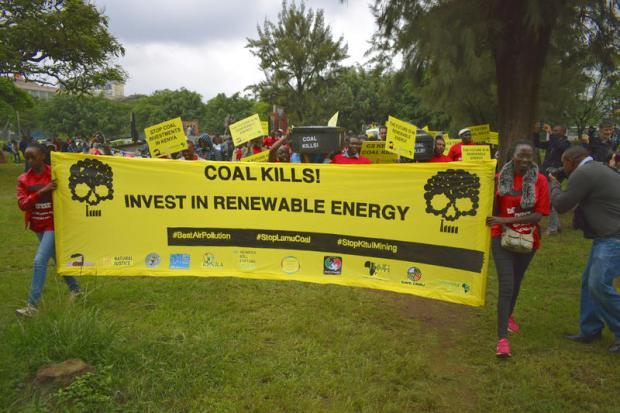 肯尼亚:围绕一座煤电厂的环保交锋