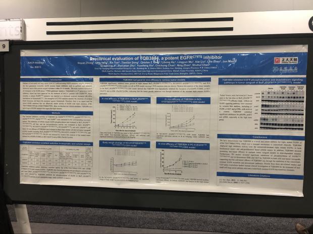 近期被刷屏的第四代EGFR抑制剂TQB3804是什么?