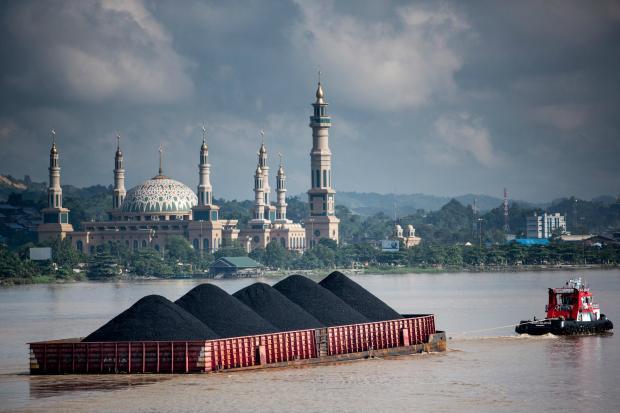 印尼煤电腐败浮出水面