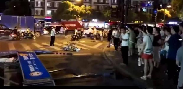 杭州7·30车祸案宣判 六年有期徒刑基本适当