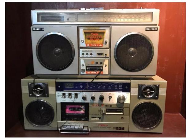 致80年代:那首歌,那段青春,那台录音机