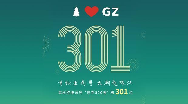 扎根广州,布局全球:雪松控股《财富》世界500强排名提升60位
