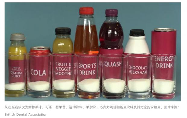 常喝甜饮料或纯果汁 需警惕癌症风险升高