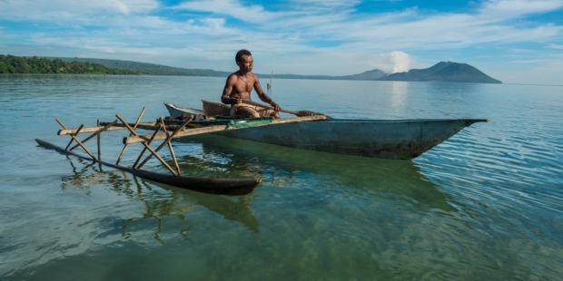 气候变化与过度捕捞威胁南太平洋岛屿
