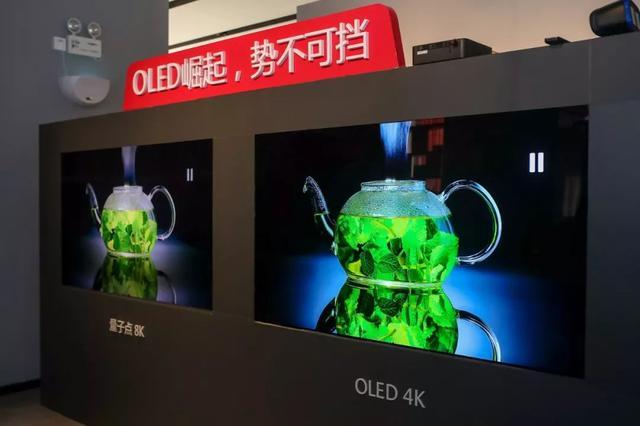 OLED大势已成 大规模普及的时候要到了