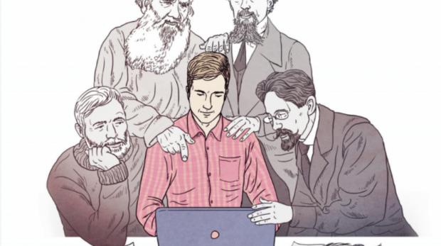 俄罗斯作家为何难进富豪排行榜