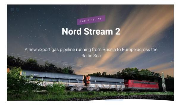 美俄对抗新焦点:北溪-2管道项目能否按期建成?