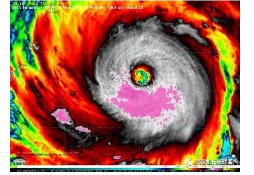 台风来了 为何有的公司取消航班 有的没取消?