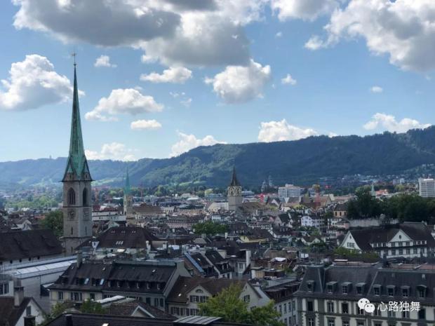 游记 | 瑞士地盘上美国式玩、中国式吃