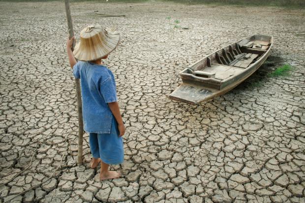 全球四分之一的人口面临极高的水资源压力