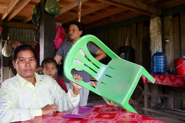 """""""出口""""到柬埔寨的二手火电厂"""