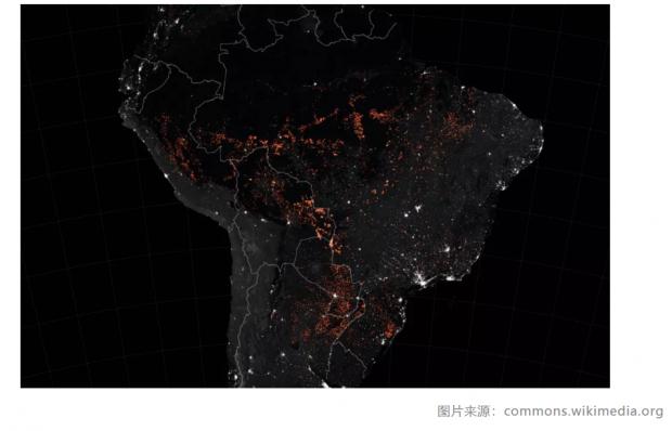 今年亚马逊雨林大火,究竟是天灾还是人祸?| 一周科技