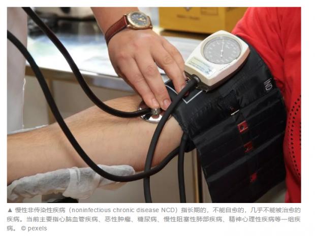 中国老年人:患病时间早,带病时间长,生活质量低