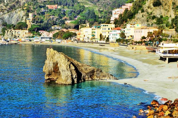 意大利之旅:五彩斑斓的五渔村