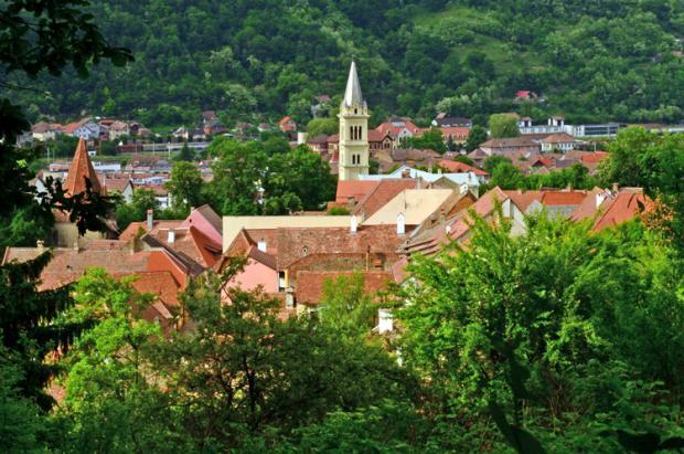 罗马尼亚之旅:锡吉什瓦拉
