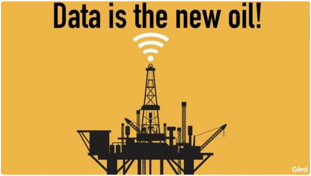 数据会是新的石油吗?