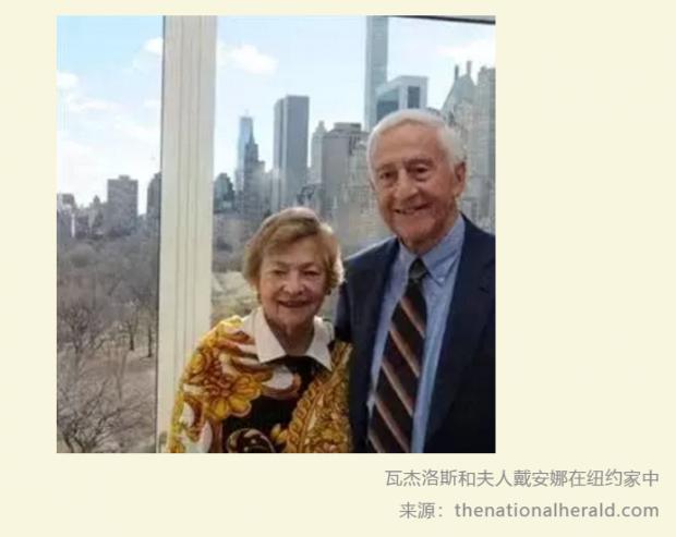 罗伊·瓦杰洛斯:给世界、中国和未来的礼物