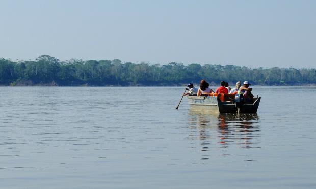 秘鲁计划疏浚亚马逊河航道遭抗议