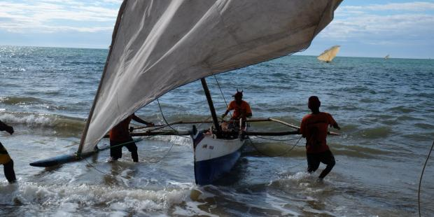 被一份渔业协议扰动的马达加斯加