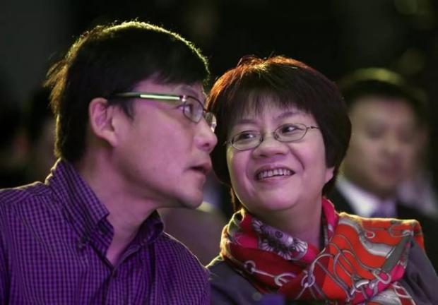 """李国庆&俞渝:女人就应该有点""""杀伤力"""""""
