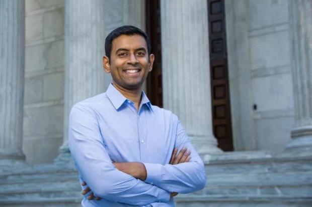 阿尔文德·纳拉亚南:区块链技术可重塑金融界