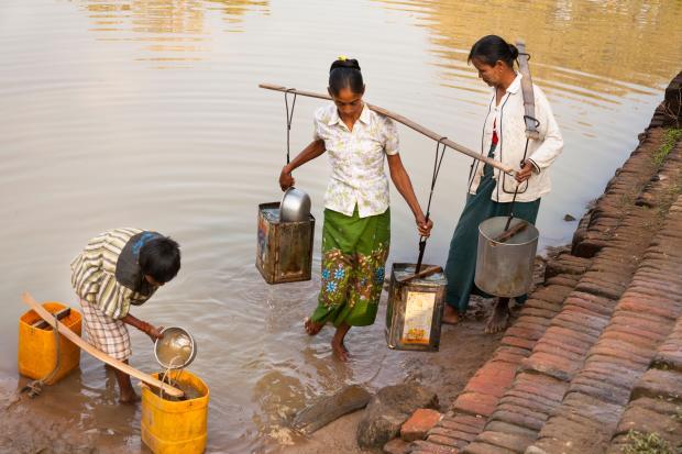 用水权:东南亚水资源管理的钥匙