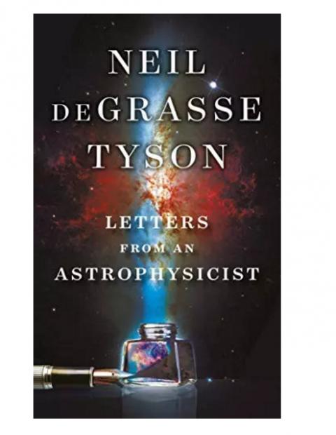 纽约时报畅销书:一位天体物理学家的来信