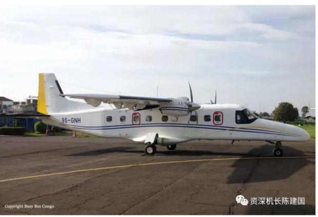 一架228型小型飞机起飞后坠毁 飞机上全部人员遇难