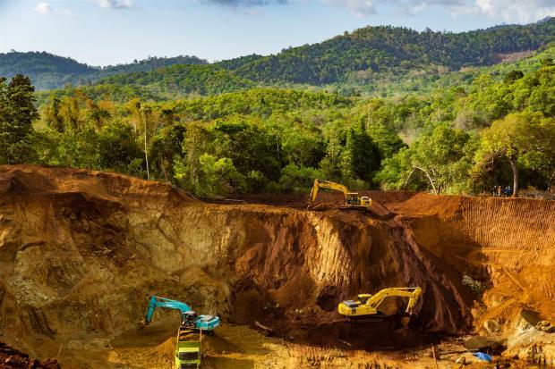 印尼镍矿经营遭遇坚决抵制
