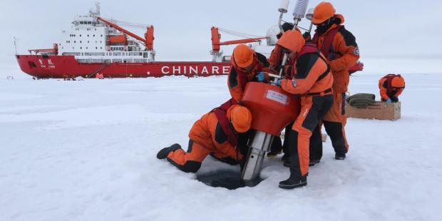 《中国的极地前沿》播客:近北极国家中国