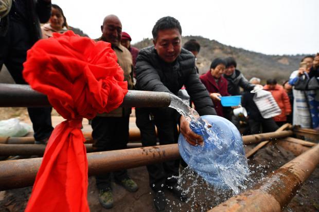 """石家庄:人人都说""""水够用""""的缺水城市"""