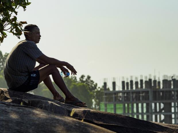 柬埔寨巨型项目陷入的困境