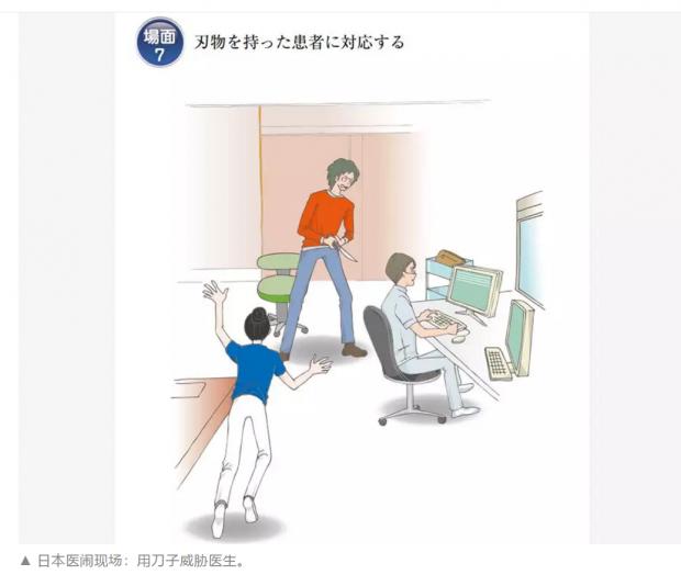 日本是怎么对付医闹的?