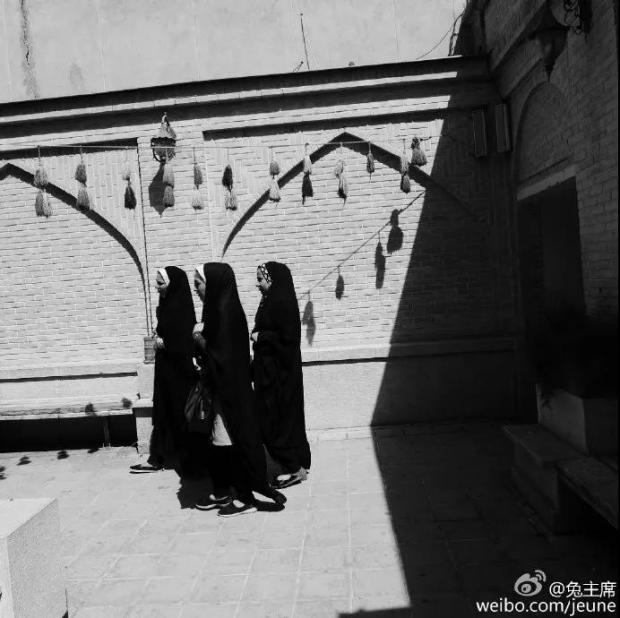 伊朗游记 |(三)女性