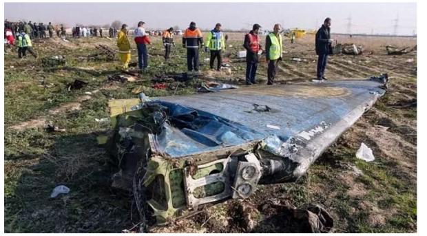 兔主席:误击落乌克兰客机 伊朗除了承认别无选择